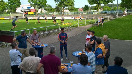 FC Muri Penaltyevent